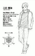 Kenji Futakuchi CharaProfile