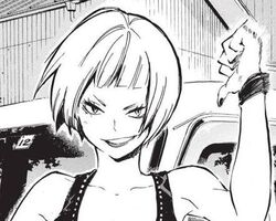 Saeko manga
