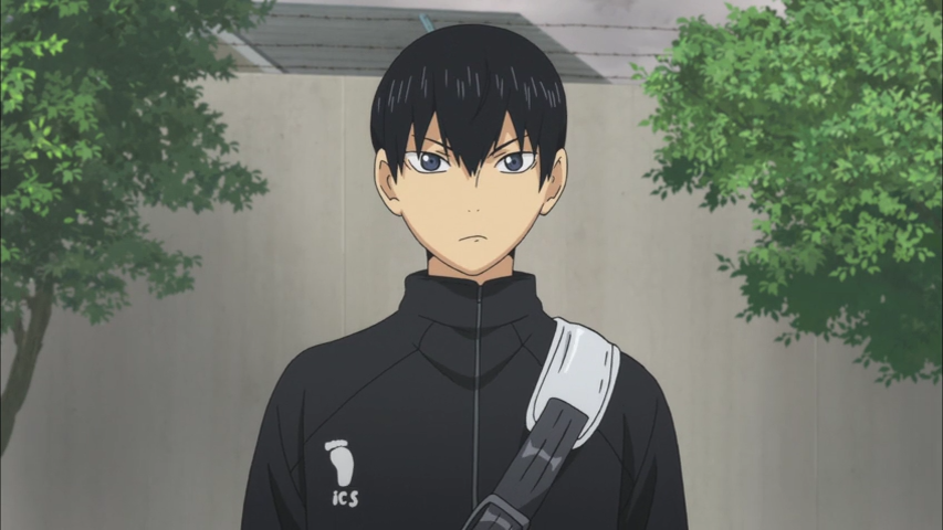 Image result for Kageyama from Haikyuu!