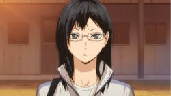 Kiyoko Shimizu (Anime)