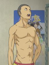 Tanaka musculatura