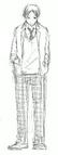 Akira Kunimi Sketch