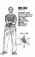 Yasushi Kamasaki CharProfile