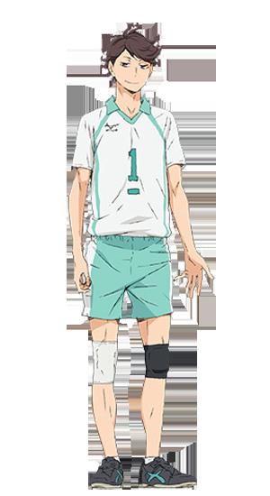 Toru oikawa