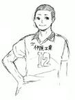 Yutaka Obara Sketch