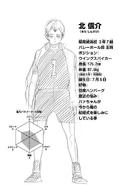 Shinsuke Kita CharaProfile