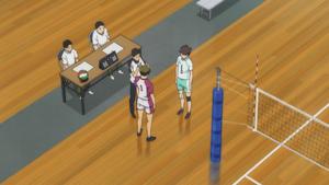 Shiratorizawa kontra aobajosai anime