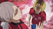 Kenma and Lev OVA 4-1