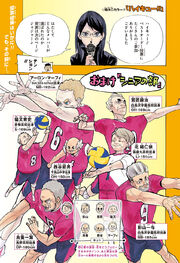 Haikyuu Senior Team