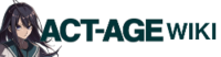 Act-Age Wiki Wordmark