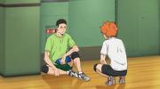 Hinata and Hyakuzawa s4-e4-1