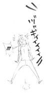 Shocked Yachi