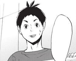 Noboru Akimiya manga