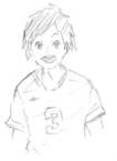 Takemaru Futamata Sketch