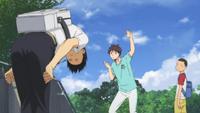 Kageyama prosi oikawę o wysłuchanie