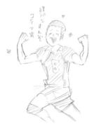 Victorious Tanaka