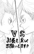 Nishinoya vs Atsumu Next Volume