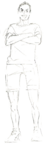 Gou Akaizawa Sketch