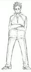 Hajime Iwaizumi Sketch