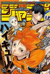 Shonen Jump 2019 30 cover