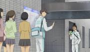 Iwaizumi busca a Oikawa