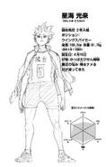 Kourai Hoshiumi CharaProfile