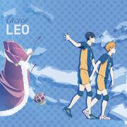 Leo Haikyuu Cover