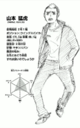 Taketora Yamamoto CharaProfile