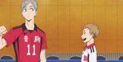 Lev and Yaku OVA 4-1