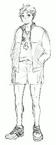 Hayato Ikejiri Sketch