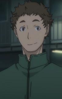 Yukinari mori anime