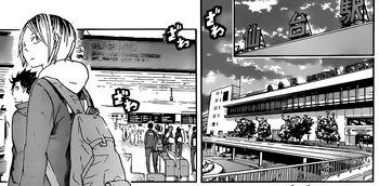 Sendai (manga)