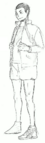Shinji Watari Sketch
