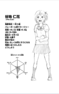 Hitoka Yachi CharaProfile