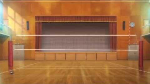 TVアニメ「ハイキュー!!」PV第1弾