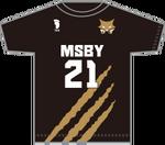 MSBY Black Jackals uniform