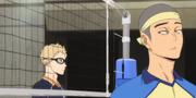 Echigo and Tsukishima s4-e11-1
