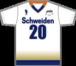 Schweiden Adlers uniform