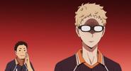 Tsukishima and Daichi s3-e3-1
