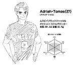 Adriah Tomas Profile