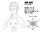 Profile Haruma Bishin
