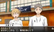 Yachi and Sugawara