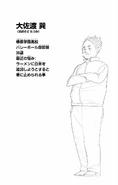 Tatsumi Oosado CharaProfile