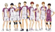 Shiratorizawa (anime)