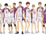 Shiratorizawa Academy
