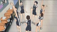 Żeńska drużyna karasuno