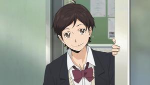 Michimiya anime