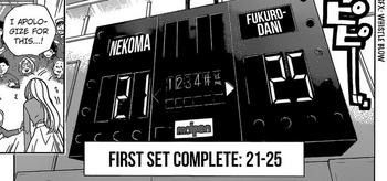 Molten Scoreboard (manga)