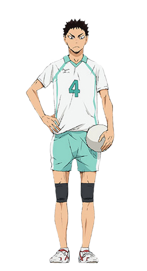 Hajime iwaizumi