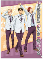 Shiratorizawa uniform